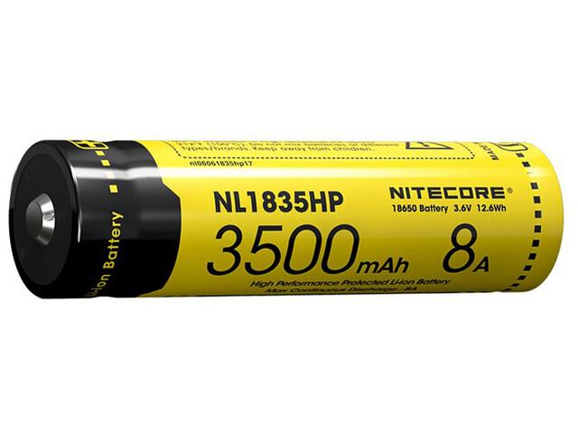 NITECORE 18650 Batteri, universal - 3500 mAh